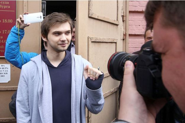 Rouslan Sokolovski a été condamné à de la prison avec sursis pour avoir joué à Pokémon Go dans une église.