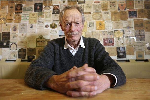 Erri De Luca, l'auteur italien poursuivi pour incitation au sabotage, a été relaxé.