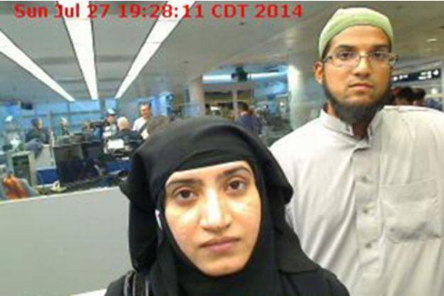 Syed Rizwan Farook et sa femme Tashfeen Malik ont tué 14 personnes en décembre dernier.