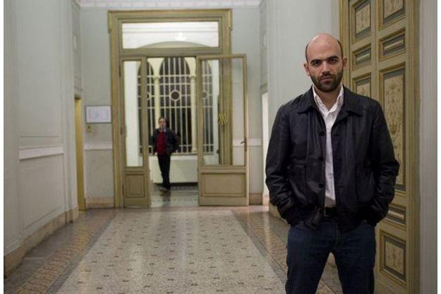 Roberto Saviano, en 2010.