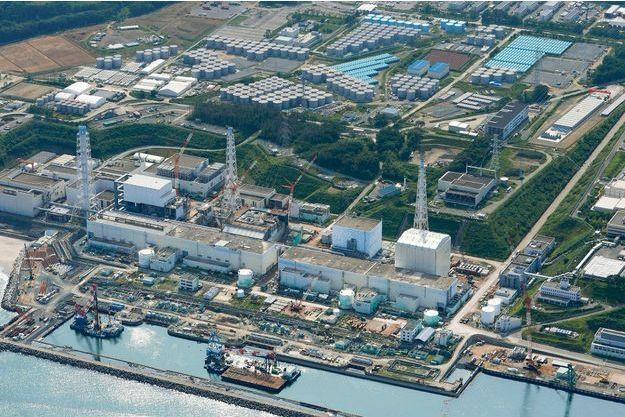 La centrale de Fukushima, le 31 août dernier.