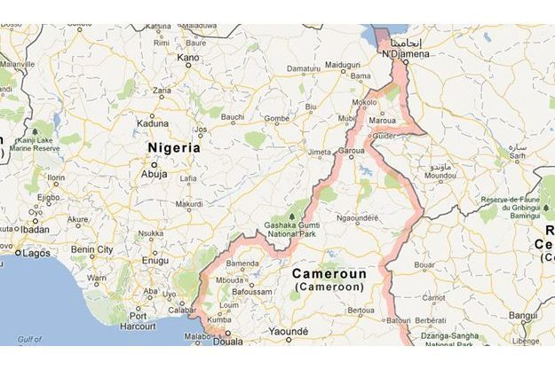Les touristes ont été enlevés à la frontière entre le Nigeria et le Cameroun.