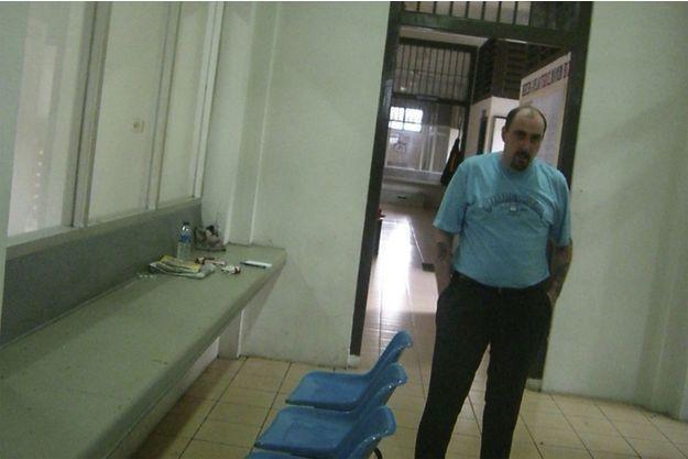 En juin 2007, Serge Atlaoui avait reçu la visite de nos reporters dans le parloir de la prison de Cipinang, à l'est de Jakarta. Il est aujourd'hui incarcéré sur l'île prison de Nusa Kambangan.