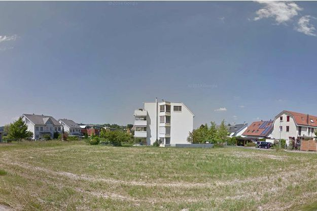 Municipalité de Therwil située dans le canton de Bâle-Campagne, Suisse