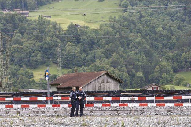 Six personnes ont été blessées dans une attaque commise dans un train en Suisse (image d'illustration).