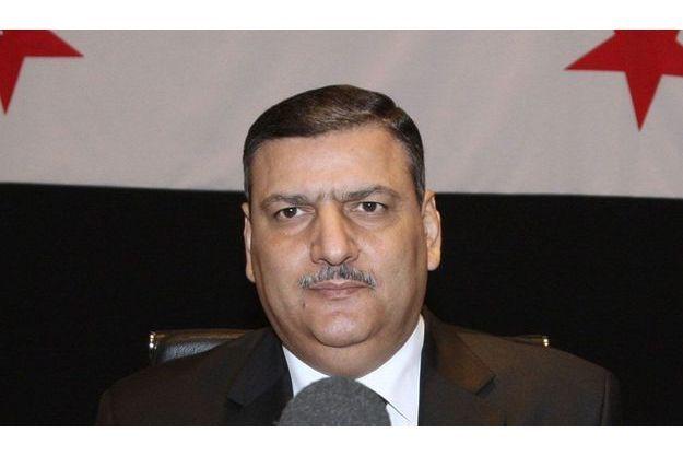 Ryad Hidjab, l'ancien Premier ministre de Bachar el-Assad, a affirmé que ce dernier ne contrôlerait plus que «30% du pays».