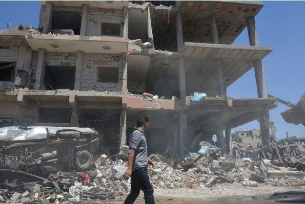 Il s'agit de l'attentat le plus meurtrier commis à Qamichli.