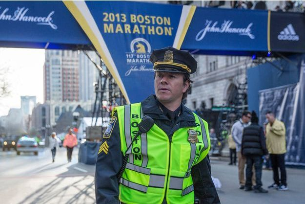 Mark Wahlberg dans «Traque à Boston».