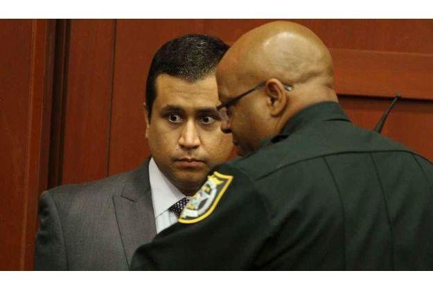 George Zimmerman lors de sa comparution le 29 juin dernier.