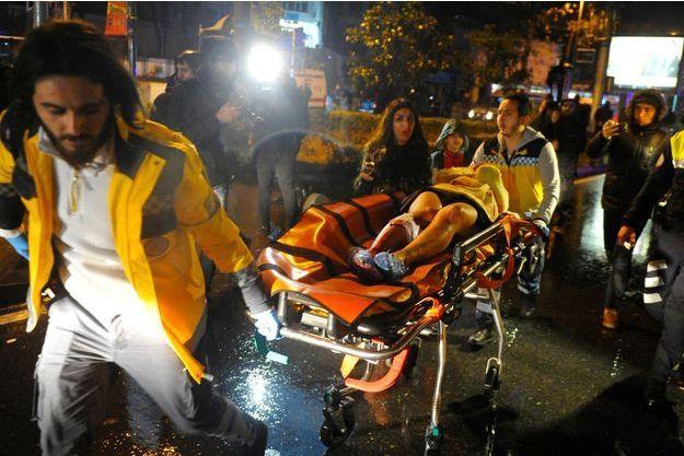 Le dernier bilan fait état de 39 morts et 65 blessés.