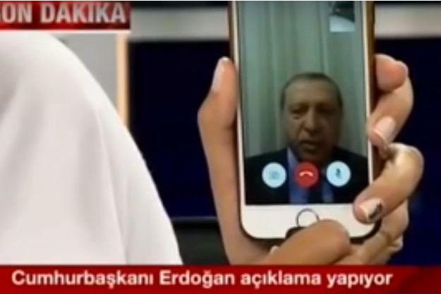 Erdogan était en vacances à Marmaris quand le coup d'Etat a éclaté