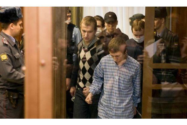 En décembre 2008, la bande Ryno-Skatchevski avait été jugée à Moscou.