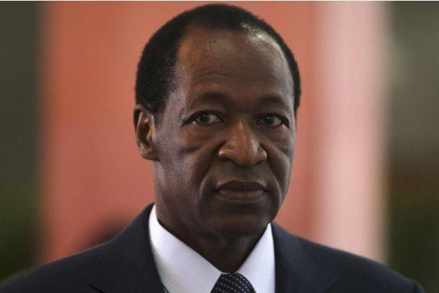 Un mandat d'arrêt a été lancé contre Blaise Compaoré.