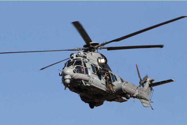 Le soldat français a péri dans un accident d'hélicoptère Caracal (photo d'illustration).