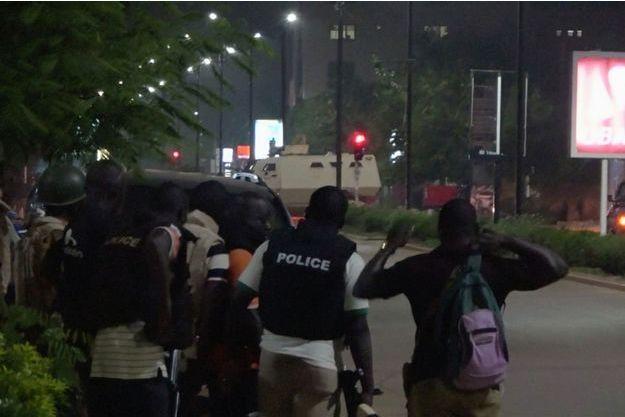 L'attaque a eu lieu dimanche soir à Ouagadougou.