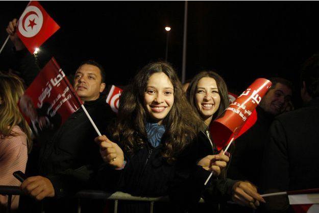Les Tunisiens ont voté dimanche