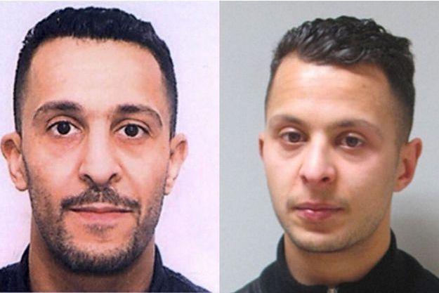 Brahim et Salah Abdeslam.