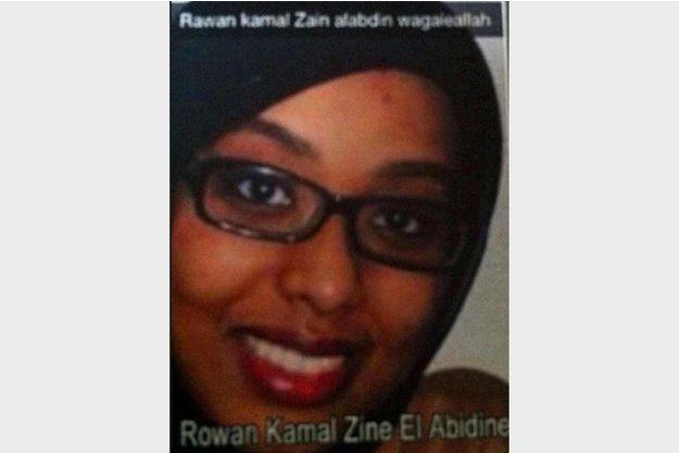 Rowan Kamal Zine El Abidine.
