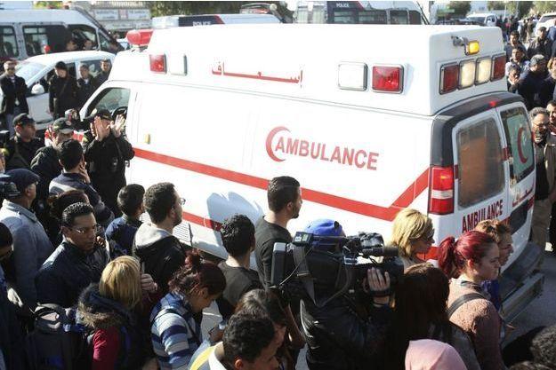 L'attaque a fait 22 morts et une quarantaine de blessés.