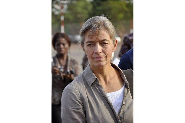 Béatrice Stockly, la Suissesse enlevée au Mali.