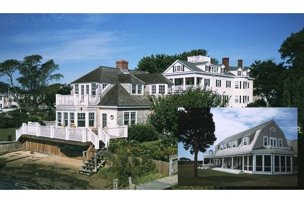 Maison de Martha's Vineyard.