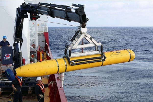 Les recherches sous-marines du MH370 ont été suspendues.