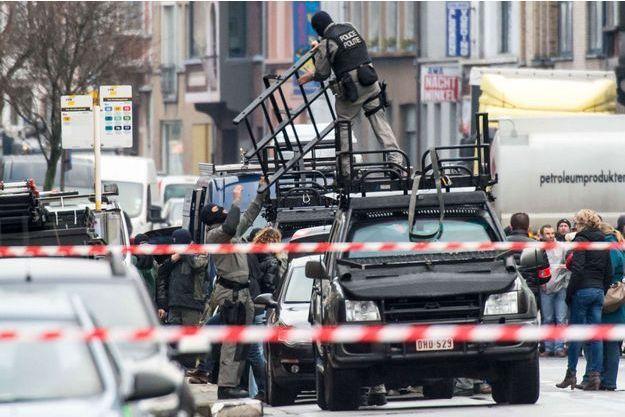Prise d'otage à Gand le 15 décembre.