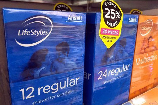 L'Australie va distribuer des préservatifs à ses athlètes.