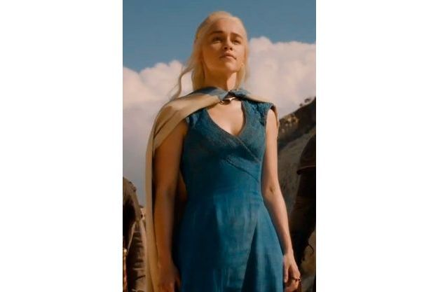 Emilia Clarke dans «Game of Thrones»