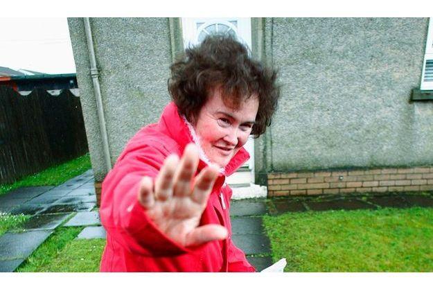 Le caractère instable de Susan Boyle inquiète son entourage.
