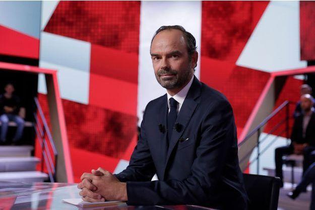 Edouard Philippe lors de L'Emission politique sur France 2.