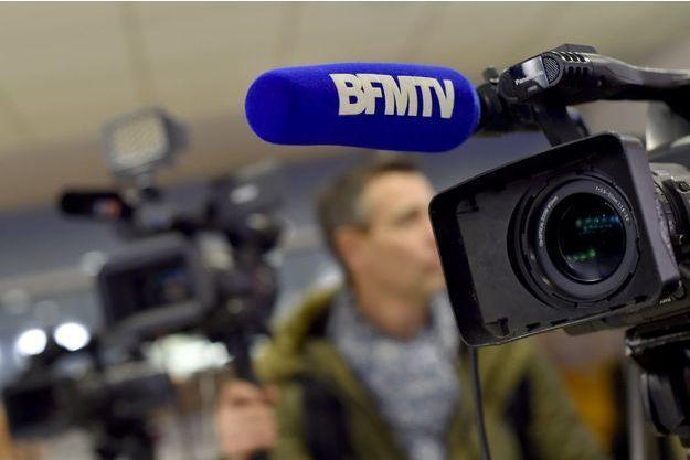 BFMTV répond à Marine Le Pen en publiant ses temps de parole.