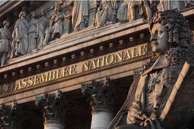 Le palais Bourbon (image d'illustration).
