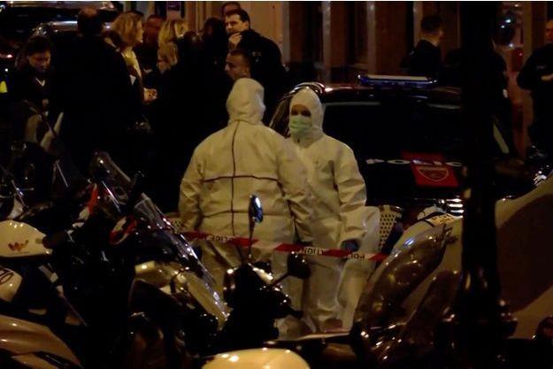 L'attaque à Paris a fait un mort samedi.
