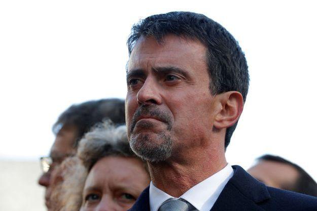 """Manuel Valls plaide pour """"l'interdiction du salafisme"""""""