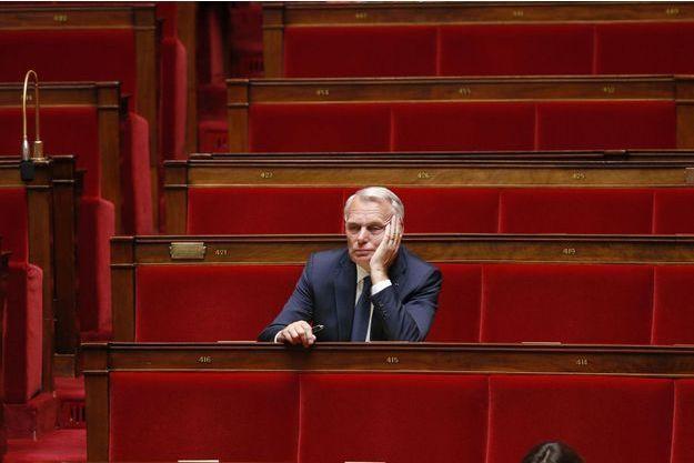 Jean-Marc Ayrault à l'Assemblée nationale, en mai dernier.