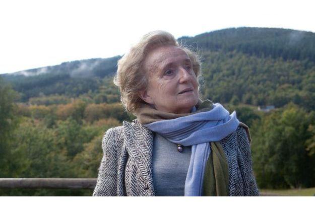 Dimanche 18septembre en  Corrèze pour madame le conseiller  général, comme elle préfère  qu'on l'appelle. Elle finira la journée  en allant manger une soupe dans  son restaurant habituel.