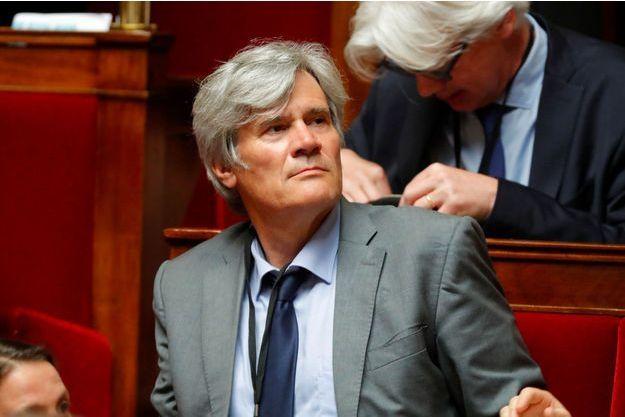 Stéphane Le Foll  l'Assemblée nationale
