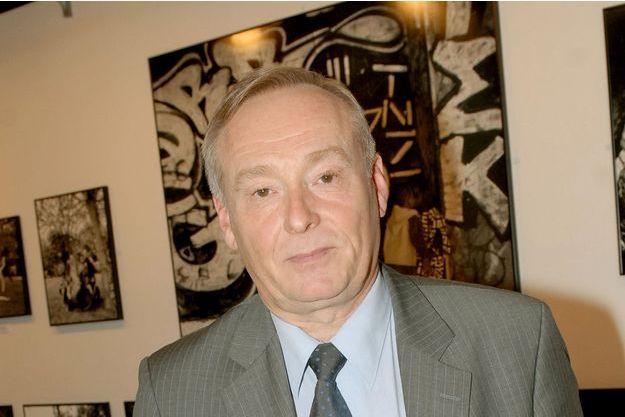 Claude Dilain en 2006.