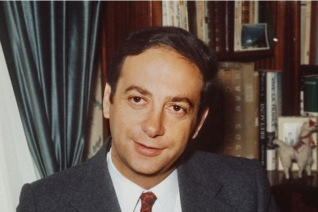 Lionel Stoléru en 1982.