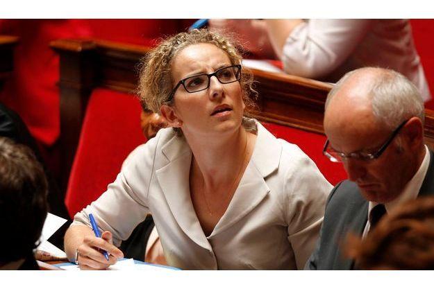 Delphine Batho à l'Assemblée nationale, en juillet dernier.