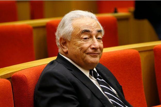 Dominique Strauss-Kahn, lors d'une audition au Sénat, le 26 juin dernier.