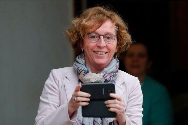 Muriel Pénicaud à l'Elysée, le 31 janvier.