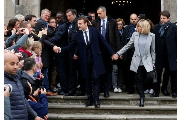 A Voté Macron Au Touquet Emmanuel SUMzqVp