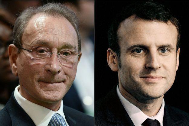 Bertrand Delanoë, ancien maire PS de Paris, apporte son soutien à Macron.
