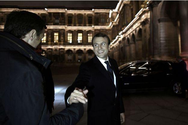 Emmanuel Macron a été élu dimanche soir président de la République.