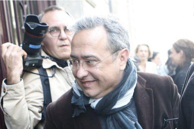 Dominique Tiberi aux resultats de la primaire UMP en juin dernier.