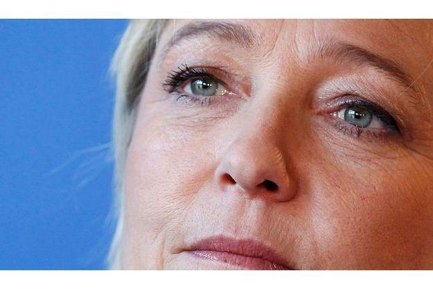 Marine Le Pen, le 2 février dernier.