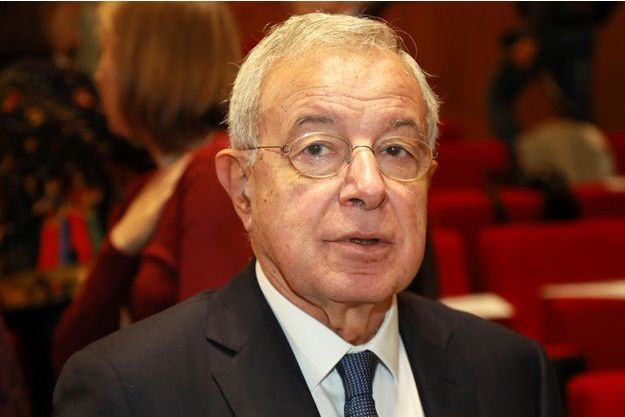 L'eurodéputé et ancien ministre Alain Lamassoure a annoncé qu'il quittait Les Républicains.