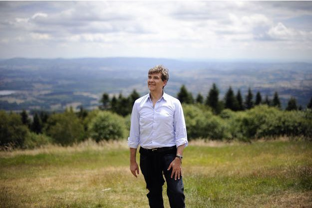 Ascension du mont Beuvray, Arnaud Montebourg était bien là